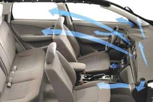 关暖气开冷气 警惕汽车空调健康隐患