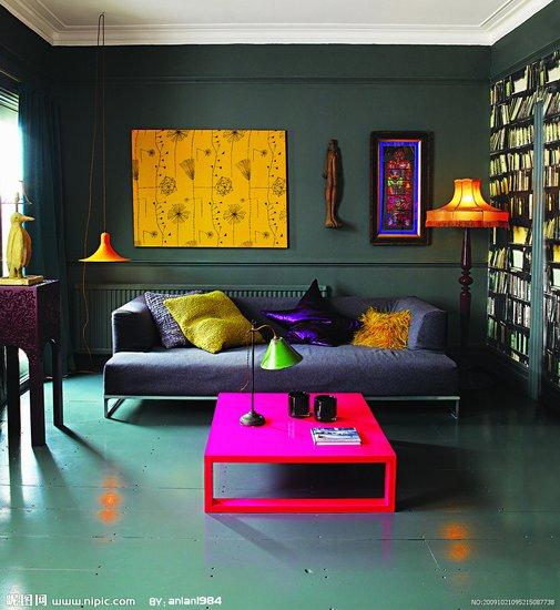 室内设计十大流行趋势