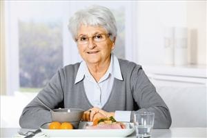 老年人保健从健康饮食开始