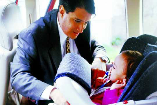 为儿童乘车安全献策 车友经验齐分享