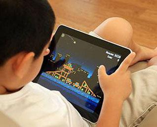 儿童节拼爹:别人求我爸办事当场网购iPad