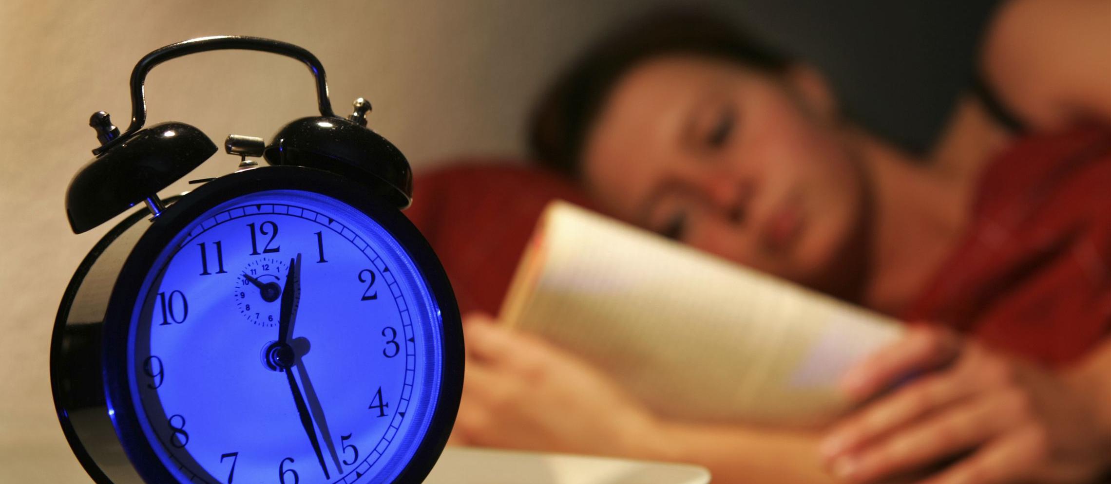 专家解析:我们为什么会失眠?