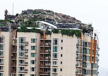 楼顶别墅建筑看近年来开拆的八大最牛v楼顶曝光价格别墅塑钢图片