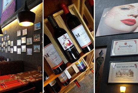 【杭州】一个懂得葡萄酒配餐的小酒馆