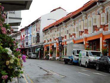 新加坡不可错过的最酷新街区:恭锡路