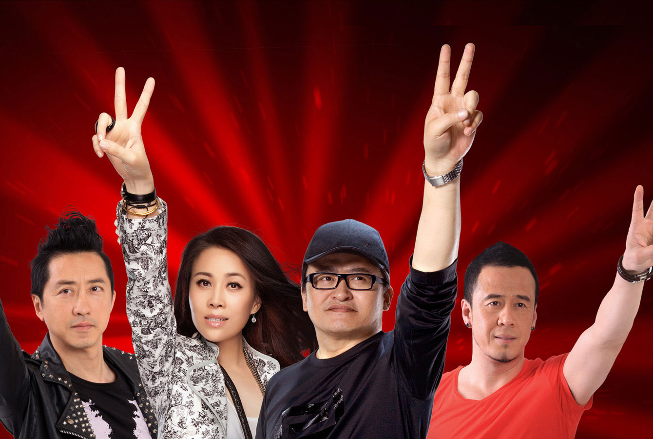 《中国好声音》:在中国原创音乐的冰点时刻,点起了一把火
