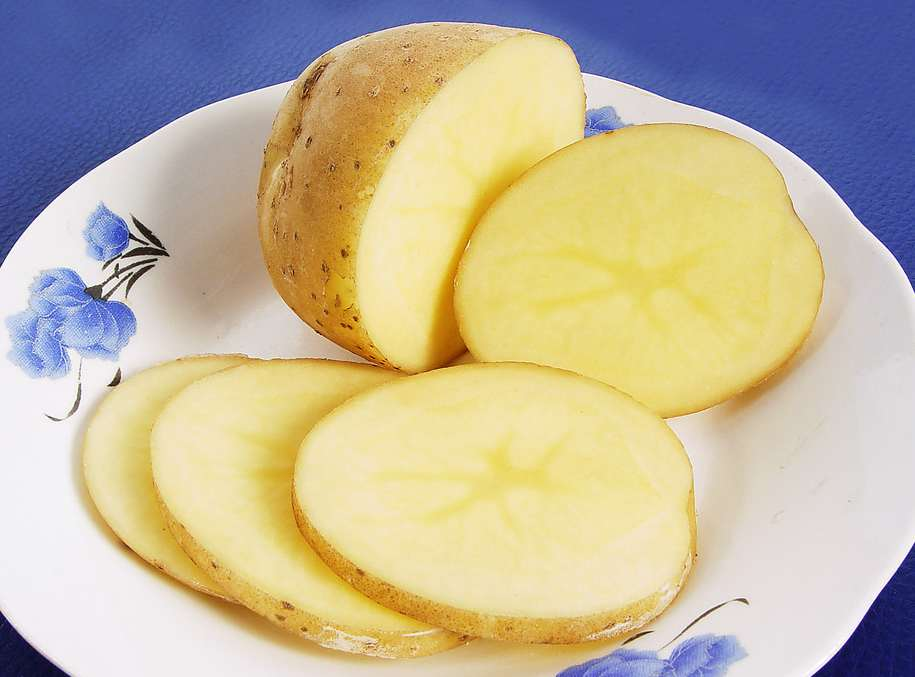 研究发现:土豆中含可治疗胃溃疡特种抗菌分子