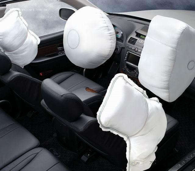 关于汽车安全气囊的注意事项