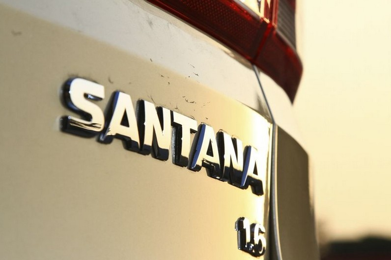 新桑塔纳自动豪华版 主观评测