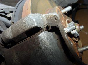 刹车片常见的噪音故障及检查方法