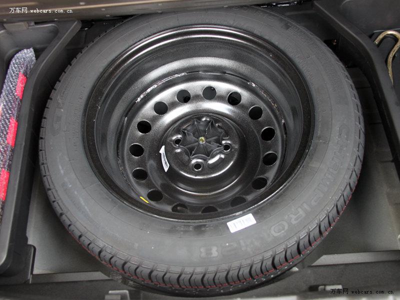 轮胎是重点 备胎不常用也应定期保养