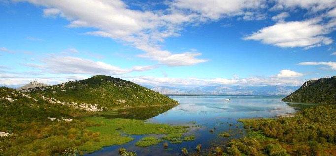 巴尔干半岛最大的湖泊——斯库台湖