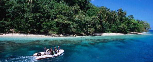 海岛游新目标:南太平洋岛国
