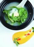 一菜一词牌,立冬雅宴品出 牛肉、紫菜的文艺味
