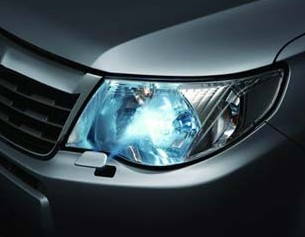 烧坏灯泡更换简单 车外灯具该如何保养
