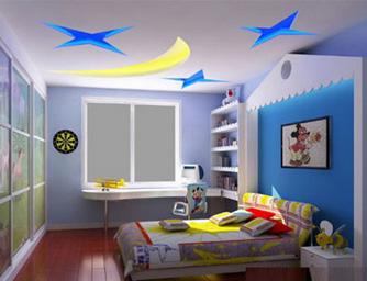 多人儿童房装修攻略:空间收纳更考验智慧