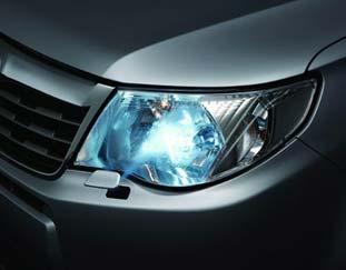 灯光保障安全行驶 自己调车灯