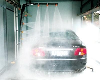 洗车并不是仅仅因为车脏