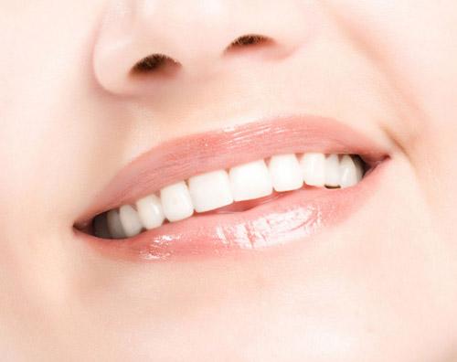 画嘴牙齿的步骤图