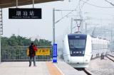 厦深铁路昨开通 深圳人一路向东