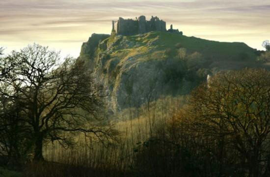 浪漫而危险!探访欧洲古老神秘的十座城堡