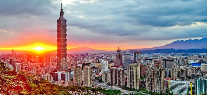 土豪游台北的16个理由