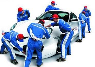 汽车保养检查高峰期 提前预约检测更快