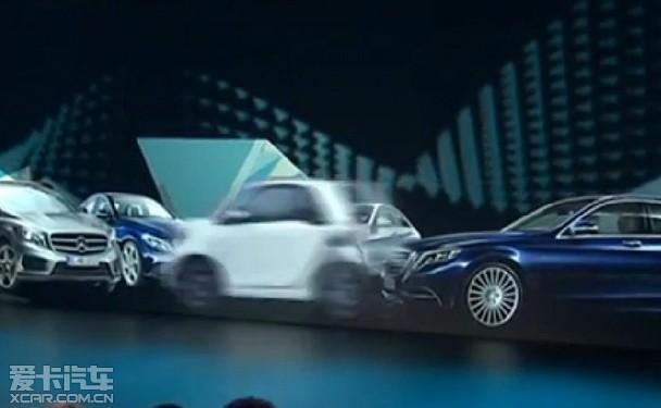 全新smart fortwo预告图 巴黎车展发布
