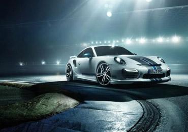 极速超328km/h 620马力改装911 Turbo S