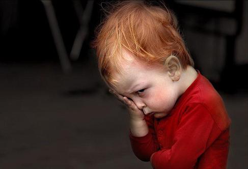 小儿头痛 常见原因有四种
