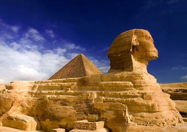 埃及,站在时间之外