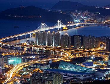 从百货商店到市场,釜山是购物的天堂