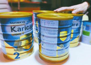 海淘廉价奶粉多为国外过期奶粉