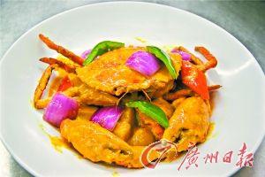 细品亚洲各国咖喱风味