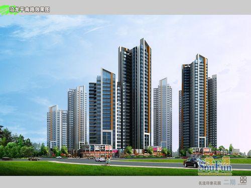 半小时到深圳中心区 刚需户型均价1字头封顶
