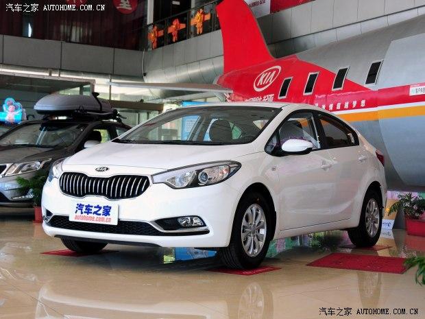 起亚K3最高优惠2.2万元 购车有惊喜