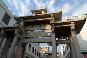 潮州:老街小巷间都有文化的积淀