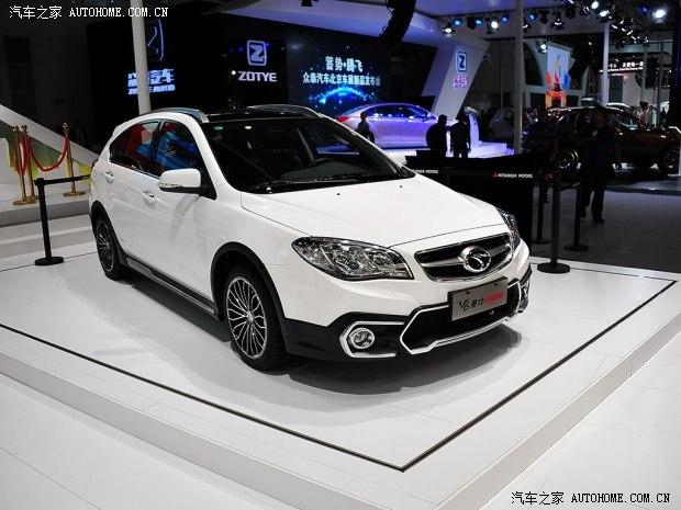 东南V6菱仕CROSS将于今年第四季度上市