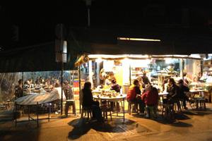 香港人欢乐鲜活的餐桌习惯