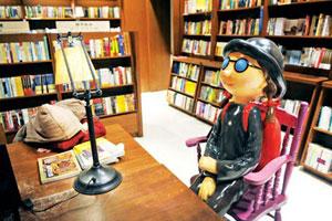 24小时书店 读书不打烊