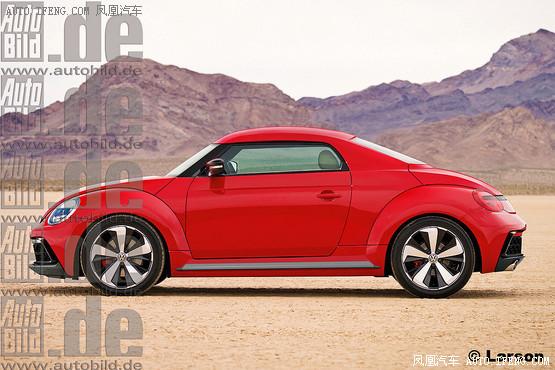 大众新车规划曝光 将推出甲壳虫版SUV