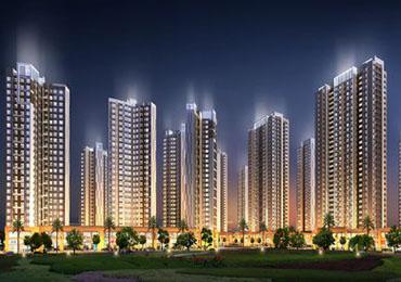 沿着地铁找好房 深圳首付12.8万起住公园旁3房