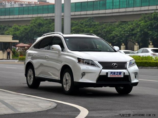 雷克萨斯RX现车销售 购车最高优惠6万元