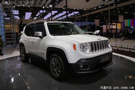 Jeep全球扩张 计划在2018年前销量翻倍