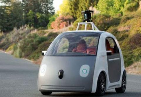 采用容错架构 谷歌发布无人驾驶原型车
