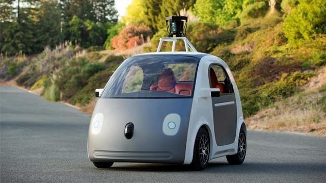 谷歌自动驾驶汽车的八大疑问 出事故谁负责?