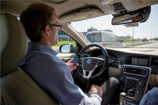 Drive Me 沃尔沃汽车把未来带到眼前