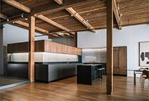 适宜的开放——旧金山LOFT公寓
