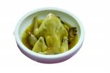他们家的鸡吃葵花籽长大 大堂里还能现做腐竹