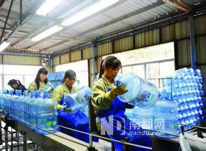 全国桶装水抽检不合格率超2成